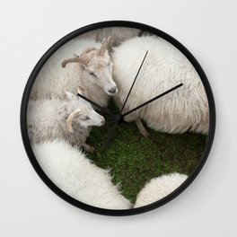 Here I come Wall Clock