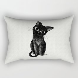 Lovely one Rectangular Pillow