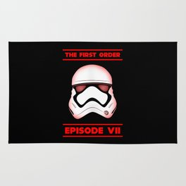 The First Order - Stormtrooper - Episode VII Rug