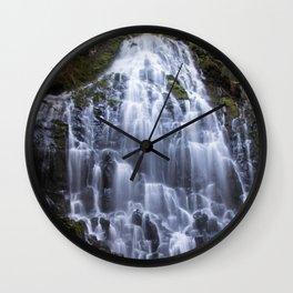 Ramona Falls Wall Clock