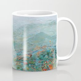 Blue Ridge October Coffee Mug