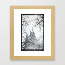 Reminders of Home Framed Art Print