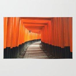 Fushimi Inari Shrine Rug