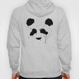 Panda Splatter Hoody