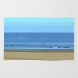 Seascape I - Kijkduin Rug