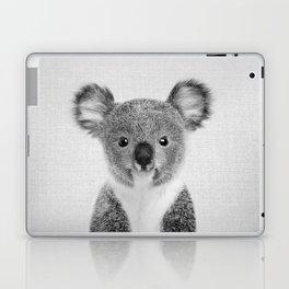 Baby Koala - Black & White Laptop & iPad Skin