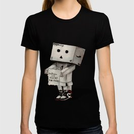 Danbo poetry T-shirt