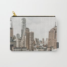 New York City View Carry-All Pouch