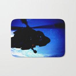 Landing at Sunset Bath Mat
