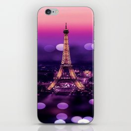 EIFFEL TOWER iPhone Skin