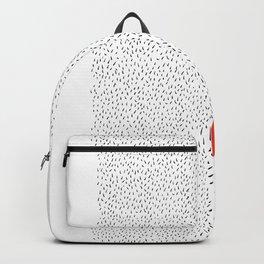 Winter Fox Backpack