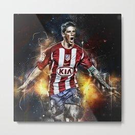Fernando Torres Metal Print
