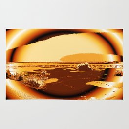 IN THE DESERT VI Rug