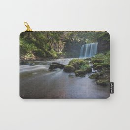 Sgwd yr Eira Waterfall Country Carry-All Pouch