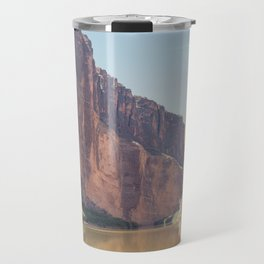 Santa Elena Canyon Travel Mug