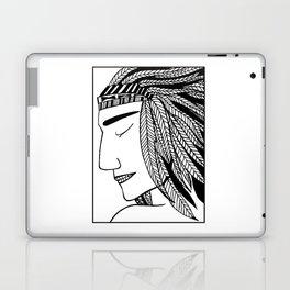 Native Indian Feathers Laptop & iPad Skin