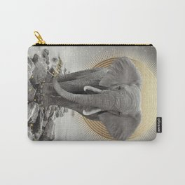 Strength & Courage Carry-All Pouch