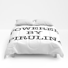 spirulina Comforters