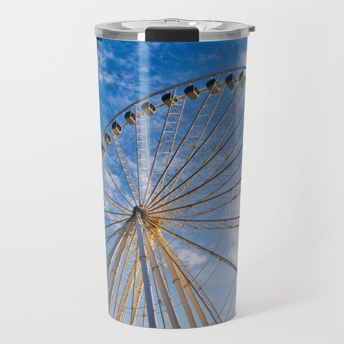 Ferris Wheel 8 Travel Mug
