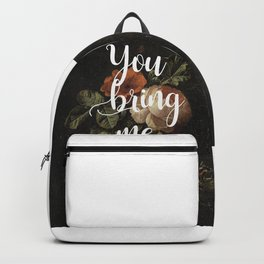 Harry Styles Sweet Creature graphic artwork Backpack