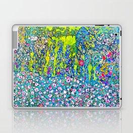 """Gustav Klimt """"Horticultural Landscape with hilltop"""" Laptop & iPad Skin"""