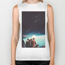 We Have Been Promised Eternity Biker Tank