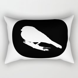 Bullfinch Rectangular Pillow