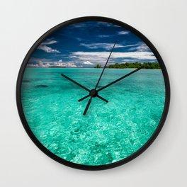 SeaSky Wall Clock