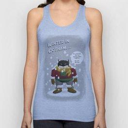 Winter Knight Unisex Tank Top