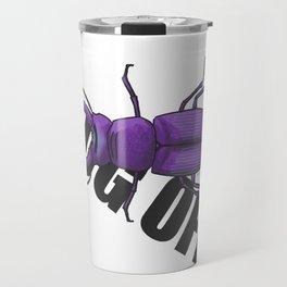 The Eminent Bug Travel Mug