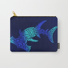 Ombre Blues Hammerhead Carry-All Pouch