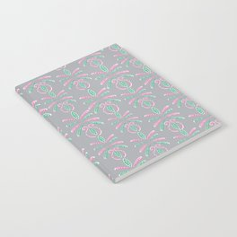 Cereal for Dinner - Geometric Notebook