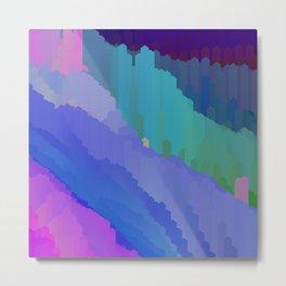 Abstact waterfall Metal Print