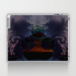 Smoke Bomb Laptop & iPad Skin