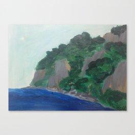 La Sorciere Canvas Print