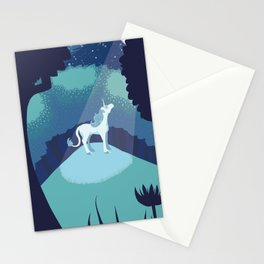 Moonlit Clearing Stationery Cards