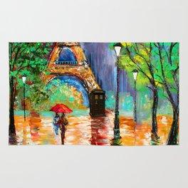 Tardis in the Paris Rug