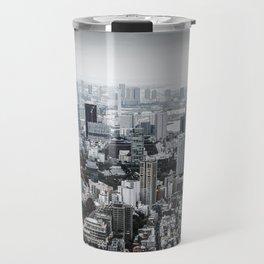 Cinereous City Travel Mug