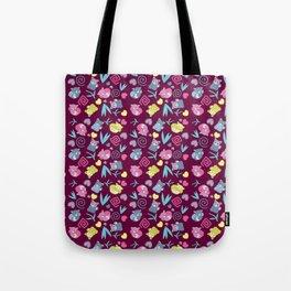 Cute Red Pandas Pattern Tote Bag