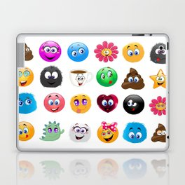 Emoji Laptop & iPad Skin
