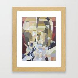 Broken Still Life Framed Art Print