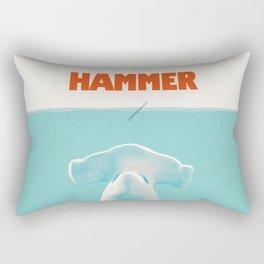 Hammer Rectangular Pillow