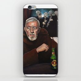 The Most Interesting an in the Galaxy iPhone Skin