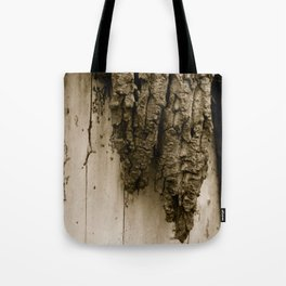Revealing my soft side Tote Bag