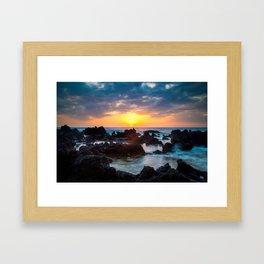 big island framed art prints society6