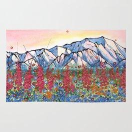Denali Alpenglow Rug