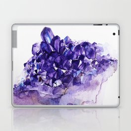 Amethyst Watercolor Laptop & iPad Skin