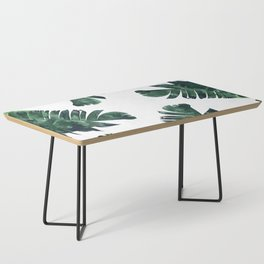 Coffee Tables Society - Banana leaf coffee table
