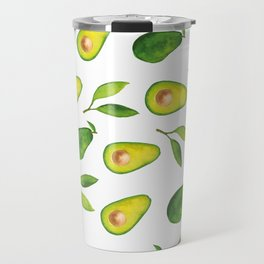Avocado love Travel Mug