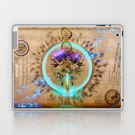 GODDESS OF PROCESSING (The American Gods Collection) Laptop & iPad Skin